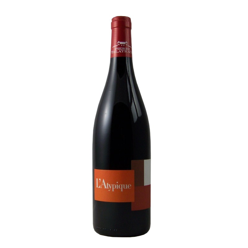 Domaine Pierre Talayrach - L'Atypique 2018 - IGP Côtes Catalanes