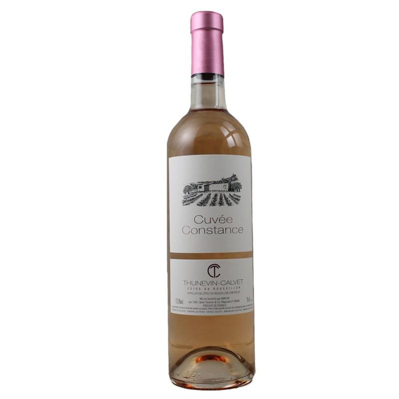 Domaine Thunevin Calvet - Constance 2020 - AOP Côtes du Roussillon Rosé