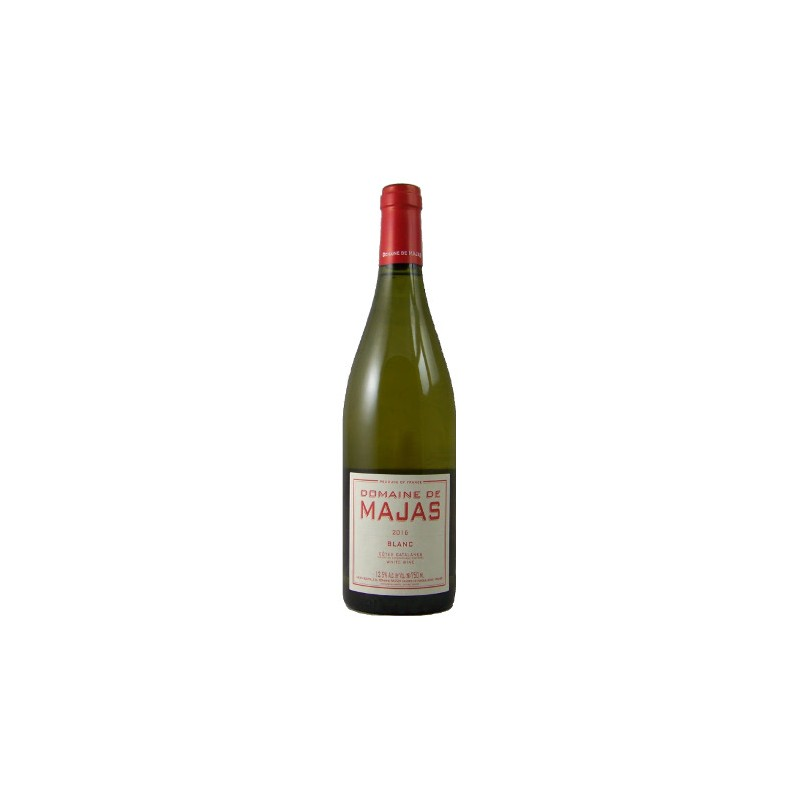 Domaine Majas - Blanc - IGP Côtes Catalanes
