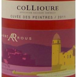 Abbé Rous - Cuvée des Peintres Rosé 2020 - AOP Collioure