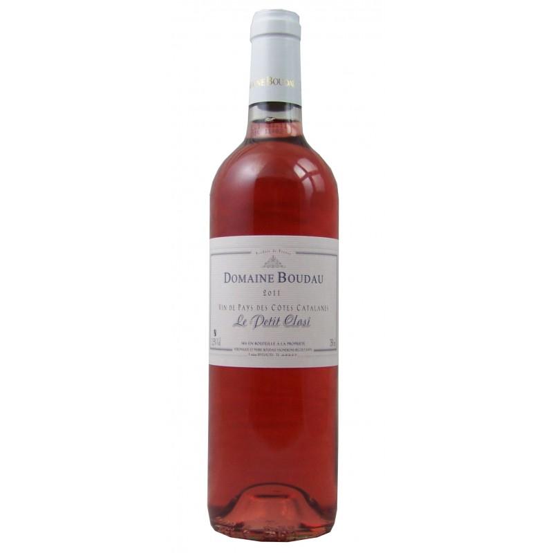 Domaine Boudau - Le Petit Closi Rosé 2020 - VDP Côtes Catalanes