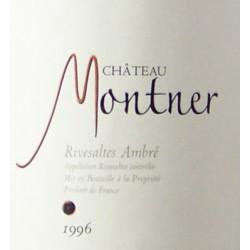Château Montner 2008 - AOC Rivesaltes Ambré