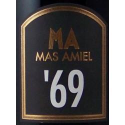 Mas Amiel - AOP Maury - Millésime 1969