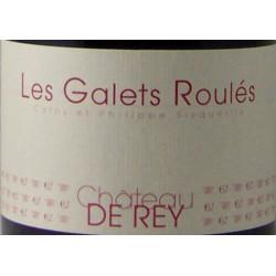 Château de Rey ? Les Galets Roulés Rouge 2019 - AOP Côtes du Roussillon