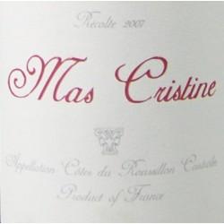Mas Cristine - AOP Cotes du Roussillon 2019 - Rouge