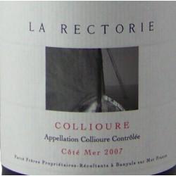 Domaine La Rectorie - Côté mer 2020 - AOP Collioure