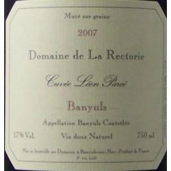 Domaine La Rectorie - Cuvée Léon Parcé 2018 - AOP Banyuls