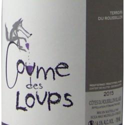 Mas Mudigliza - Coume des loups rouge - 2020 - AOP Côtes du Roussillon Villages