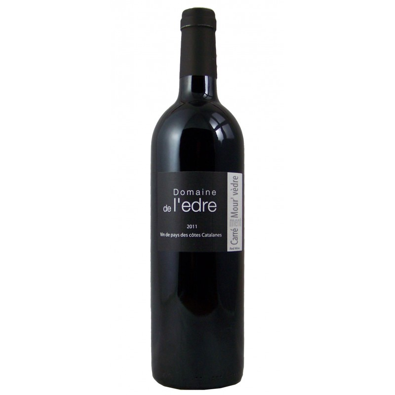 Domaine de l'Edre - Carrément Mourvèdre 2020 - IGP Côtes Catalanes