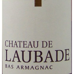 Château de Laubade - AOC Bas Armagnac - X.O.