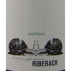 Domaine Riberach - Synthèse Blanc - IGP des Côtes Catalanes