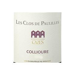 Les Clos de Paulilles - Rouge 2019 - AOP Collioure