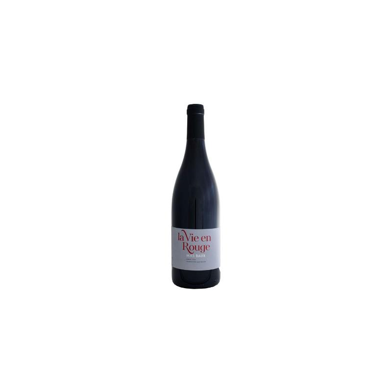 Mas Baux - La Vie en Rouge 2020 - IGP Côtes Catalanes