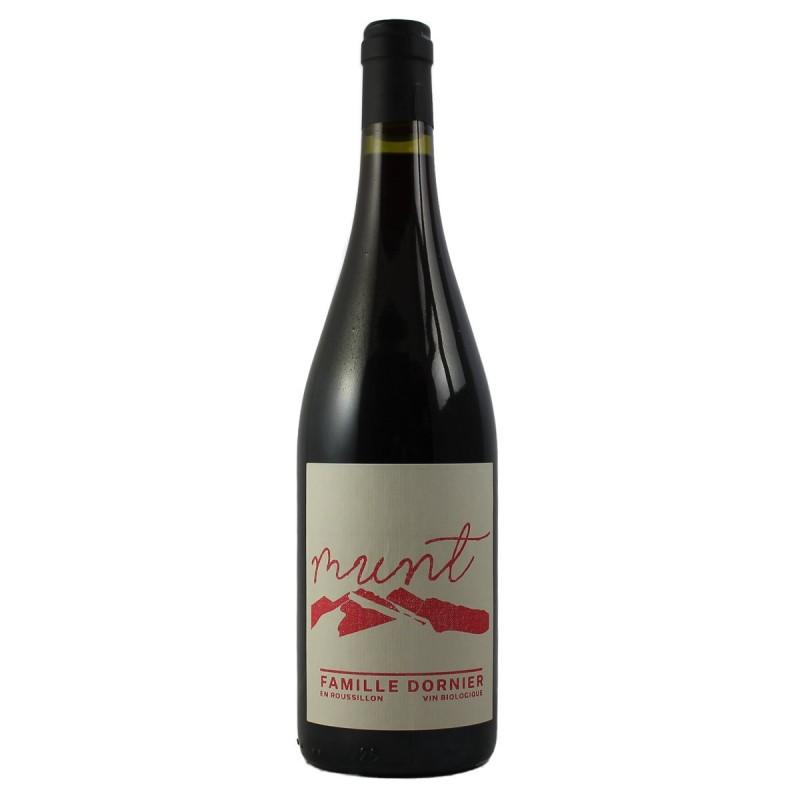 Clos des Vins d'Amour - Munt Rouge - VDF