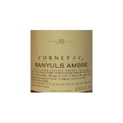 Abbé Rous - Cornet & Cie - AOP Banyuls Ambré