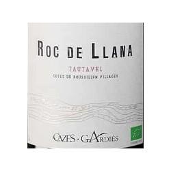 Cazes - Gardiès - Roc de Llana 2017 - AOP Côtes du Roussillon Villages Tautavel
