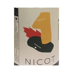 Mas des Agrunelles - Nicot - AOP Languedoc
