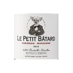 Plô Roucarels - Le Petit Batard - Carignan Marsanne 2018 - VDF