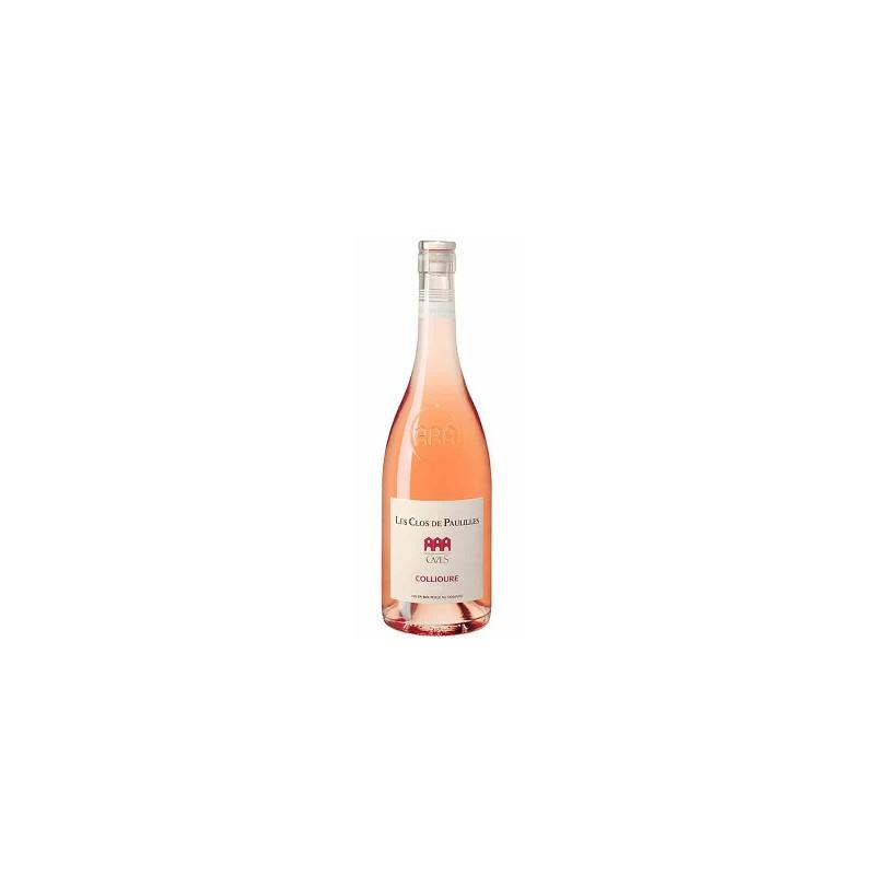 Les Clos de Paulilles - Rosé 2019 - AOC Collioure
