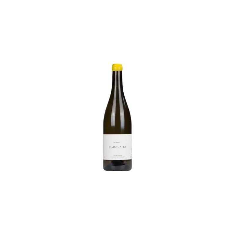 Domaine de Mena - Clandestine Blanc 2019- VDF