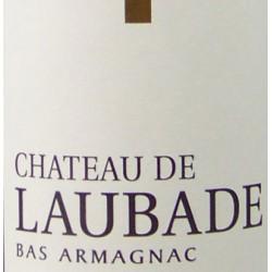 Château de Laubade - AOC Bas Armagnac - V.S.O.P.