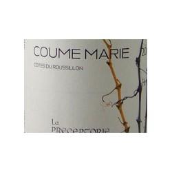 La Préceptorie - Coume Marie - AOP Côtes du Roussillon Blanc