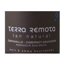 Terra Remota - Tan Natural 2019 - DO Emporda