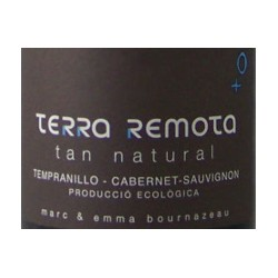 Terra Remota - Tan Natural 2020 - DO Emporda