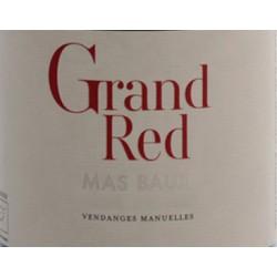 Mas Baux - Grand Red - AOP Côtes du Roussillon