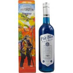 Le P'tit Bleu - Pastis Bleu - 70 cl - 45 % vol