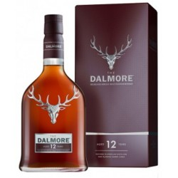 Dalmore 12 Ans - Ecosse - Highlands - 70 cl - 40 % vol