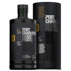 Port Charlotte - 10 Ans - 70 cl - 50 % vol