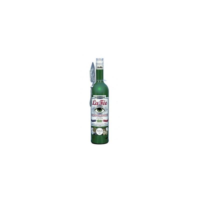 La Fée Parisienne - absinthe Supérieure - 68 % vol - 70 cl
