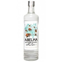 Cachaça - Abelha Silver Organic - 70 cl - 39 % vol