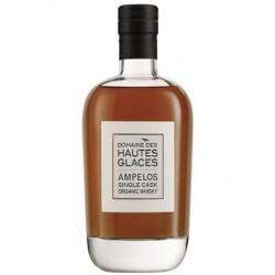 Hautes Glaces - Ampelos Single Malt - 70 cl - 52.5 % vol - FR