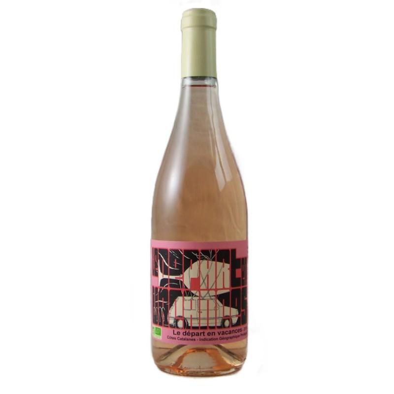 Cave Aux Fioles - Départ en Vacances Rosé - IGP Côtes Catalanes