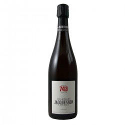 Jacquesson - N°743 - AOC Champagne