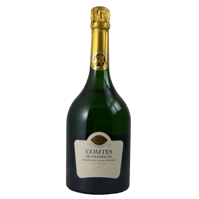 Taittinger - Comte de Champagne - AOP Champagne - 2007 - 75 cl