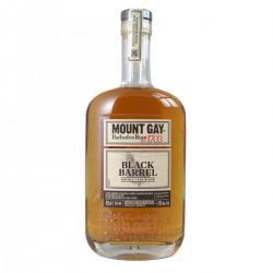 Mount Gay - Black Barrel - Rhum Ambré - 70 cl - 43 % vol