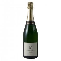 Champagne M de Marie Sara - Brut - AOP Champagne