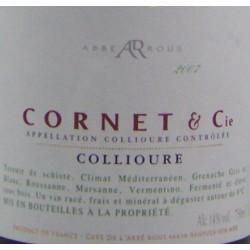 Abbé Rous Cornet & Cie - AOC Collioure Blanc 2018